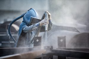 metaal corrosie verwijderen